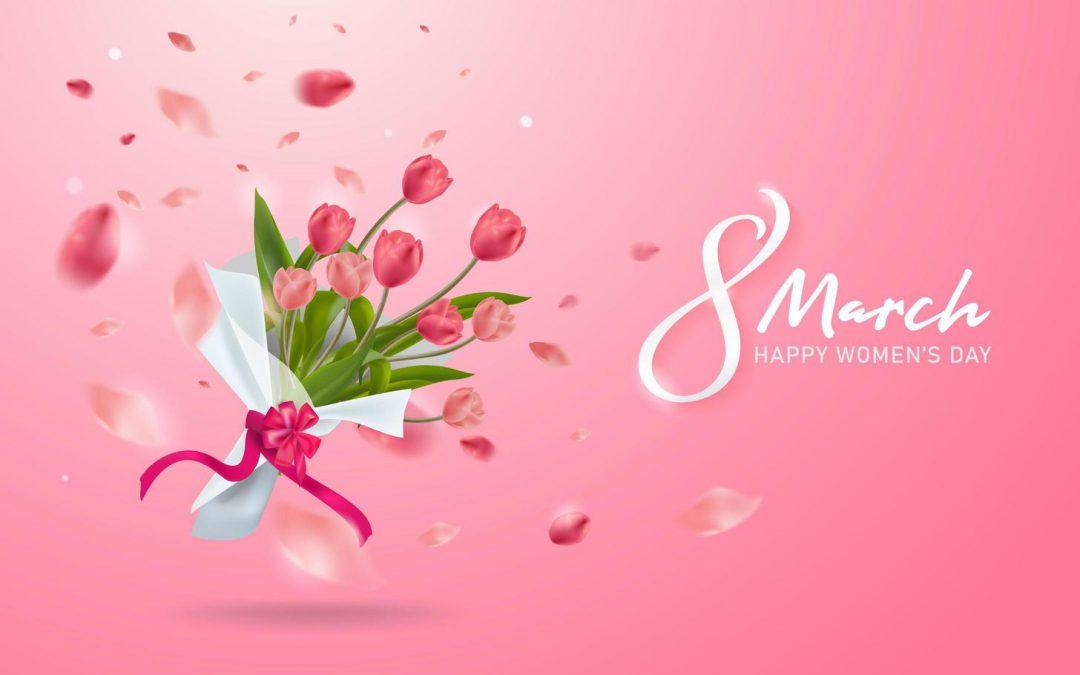 Le 8 mars journée internationale de la femme