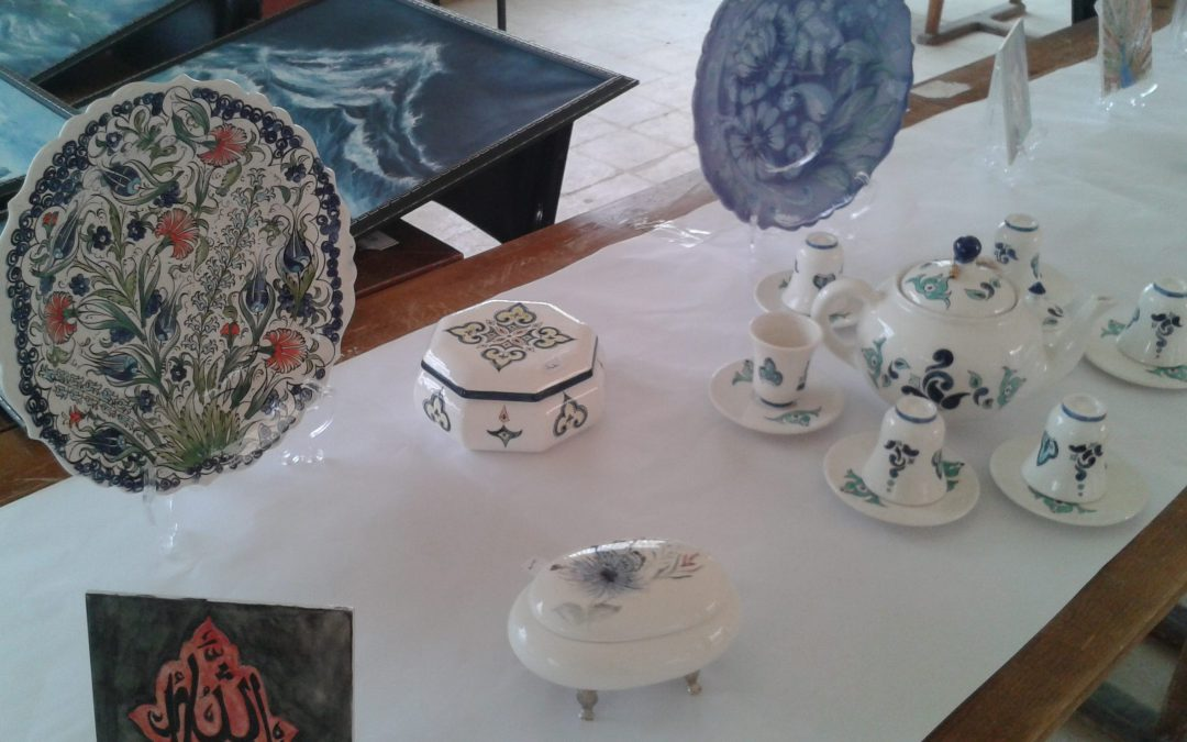 Exposition Artistique en Céramique ' Art et culture'