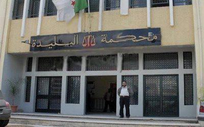 tribunal administratif de Blida 2021-2022