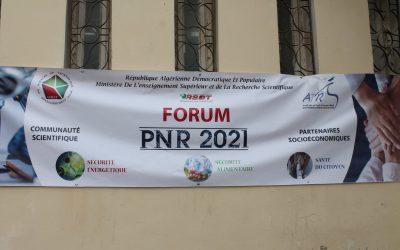 Projets Nationaux de Recherche PNR