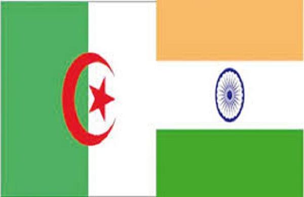 Coopération Algéro- Indienne