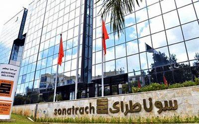 SONATRACH (société pour la Recherche , la Production le transport, la transformation et la commercialisation des Hydrocarbures)